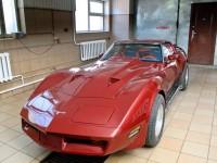 Тюнинг Chevrolet Corvette 01