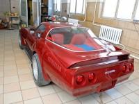 Тюнинг Chevrolet Corvette 02
