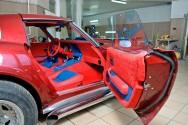 Тюнинг автомобильных салонов