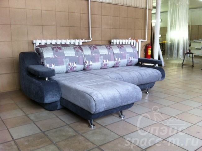 Изготовление дивана 01