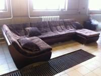 Изготовление дивана 03