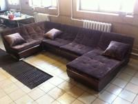 Изготовление дивана 04
