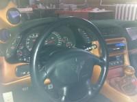 Chevrolet Corvette 2001 До тюнинга салона 01