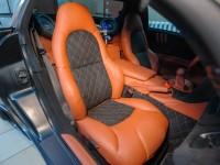 Chevrolet Corvette 2001 строчка ромбами 06
